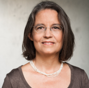 Sieglinde Geisel (Portraitfoto)